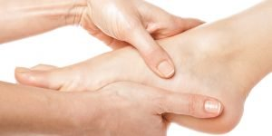 Treat plantar fasciitis using Massage Therapy